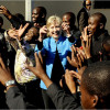 Clinton and South African Discuss Somalia