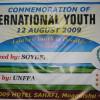 Maalinta dhalinyarada aduunka 12 August oo maanta Mogadishu laga xusay