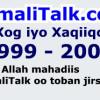 Somlitalk:Macallinka Bulshada|Amiin