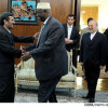 Tehran: Cali Jaamac Jangeli oo la kulan la yeeshay Madaxweynaha Iiraan
