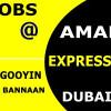 Jobs Available at Amal Express Dubai (Jagooyin ka banaan Amal Express Dubia)