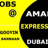 Jobs Available at Amal Express Dubai (Jagooyin ka banaan Amal Express Dubia)