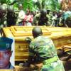 Somali president's driver buried in Luwero, Uganda