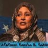 """Xildhibaan Caasha Cabdalla: """"Haddii iyagu Al-Shabaab yihiin, Shariifna waa Al-Shabaab"""""""