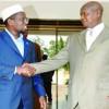 Maxaa ka jira in Dowlada Uganda ay soo faragelisey Khilaafkii u dhaxeeyey Shiikh Shariif iyo Cumar Cabdirashiid