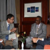 Dr. Faroole oo Kulamo uga socdaan Ethiopia
