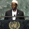 2009: Sheikh Sharif UN speech