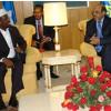 Zenawi oo Sheikh Shariif kala hadlay si degdeg ah in uu usoo magacaabo Ra'iisul Wasaare cusub ee DFKMG