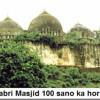 Maxkamadda ku taal India oo ku dhawaaqday Xukunka Masjidka Babri (Ayodhya)