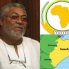 Madaxweynahii hore ee Dalka Ghana oo Midowga Afrika u magacaabeen Ergeyga Gaarka ee Soomaaliya