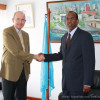 Safiirka Somaliya ee Kenya oo casuumaad u sameeyey Safiirka cusub ee Dowladda Norway.