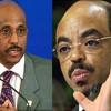 Meles Zenawi oo isku shaadheyn ku sameeyey Dowladdiisa Cusub
