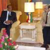 Madaxweynaha maamulka Somaliland oo la kulmay Zenawi
