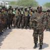 Ciidamada Burundi ee ku sugan Muqdisho oo soo wajadey Mushaar La'aan tii ugu xumeyd  Muddo..