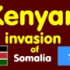 The illegal Kenyan invasion of Somalia crystallizes IGAD/ EAC Political Initiative