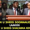 Dawladda Kenya Shacabkeeda u Xaqiijisay in Ciidankeedu 120 km Gudaha u Dhaafeen NFD, Kuna Muujisay Video iyo DFKMG oo weli ankirsan…
