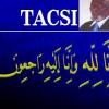 TACSI:Khaalid Cali Guul Warsame – Taariikhyahan Soomaaliyeed oo galbaday