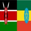 Kenya – Ethiopia Ciidankooda iyo madaxweeyne Sharif.