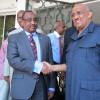 Ra'iisul Wasaaraha DFKMG Soomaaliya oo soo gaaray Djibouti