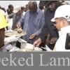 Zenawi iyo Kibaki oo Shirkii London kaddib Dhagax dhigay Deked laga dhisayo Lamu