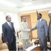 Ra'iisul Wasaaraha DFKMG oo la kulmay Madaxweynaha & Ra'iisul Wasaaraha Kenya
