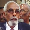 Prof Maxamed Shiikh Cismaan Jawaari oo ku Guuleystey in uu Noqdo Gudoomiyaha Baarlamaanka Soomaaliya