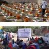 Hayadda Humanitarian African Relief Organization (HARO) oo Deeq ay soo Dhiibeen Walaalaha Muslimiinta Waqooyiga Ameerika ka qaybiyey Magaalada Muqdisho