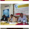 Aqoon Isweydaarsi  ay si Wadajir u soo Qaban qaabiyeen Machadka Heritage iyo Internews in Somaliia oo looga Doodey  Sharciigga  Saxaafadda.