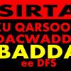 SIRTA KU QARSOON DACWADA AY DF SOMALIA KU FURTAY KENYA