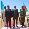 War-saxaafadeed: Madaxweynaha Somalia oo u hambalyeeyey Madaxweynaha Koofur Galbeed
