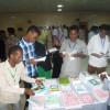 Bandhig loogu Magacdaray Mogadishu International Book Fair oo  markii ugu horeysey Muqdisho lagu qabtey
