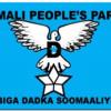 Qoraal kasoo baxay  Gudoomiyaha Xisbiga Dadka – Dr. Saciid Ciise